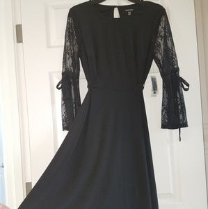 Nine West Evening Black Dress